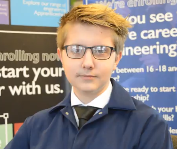 Meet Albert: Level 3 Mechanical Engineering Apprentice | NLT ...