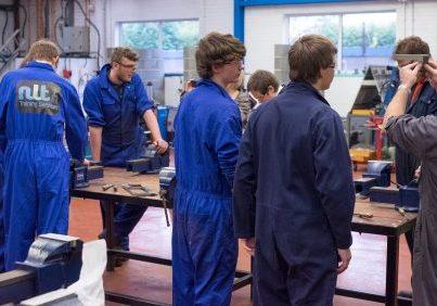 Bolsover School NLT Apprentices